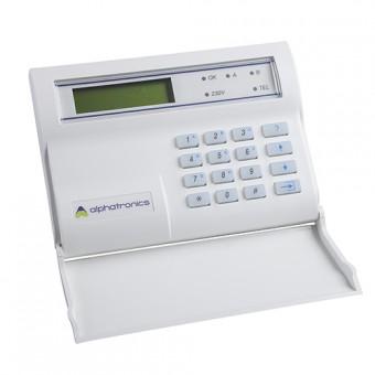 AlphaVision NG LCD bedieningspaneel