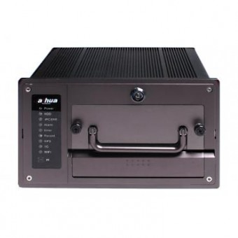 NVR0404M  4 Channel PoE Mobile Network Video Recorder