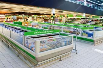 Vrieseilanden low-temperature cabinets NAUTILUS