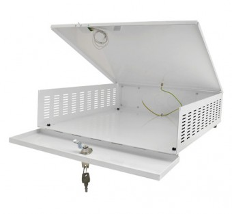DVR Kluis klein incl. ventilator