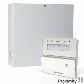 InteGra 32 Pack Zilver PROX LCD Bediendeel