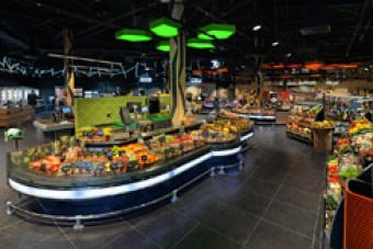 Uitgebreid scala Agf groenten en fruit Koelmeubelen van  Safecold Beveiligingstechniek B.V.