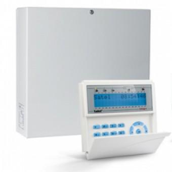 InteGra 32 Pack Blauw LCD Bediendeel