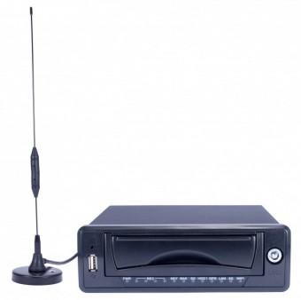 DVR0404ME -U / ME -H  4-kanaals Mobile Standalone DVR