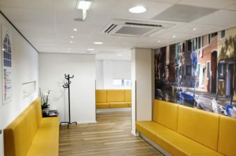 Samsung Airconditioning Kantoren