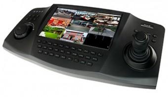 NKB-3000 IP Keyboard Domes en DVR/NVR