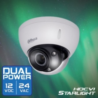Dahua HDBW3231EP 1080p HD-CVI D/N IR Starlight Dome