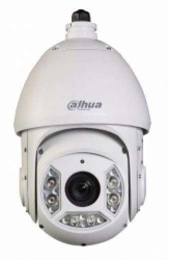 Dahua SD6C230S-HN Dag/Nacht 2MP Full HD IR Speed Dome.