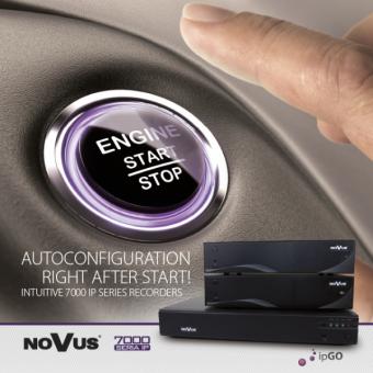 Novus product folder