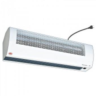 Luchtgordijn voor panden met airconditioning
