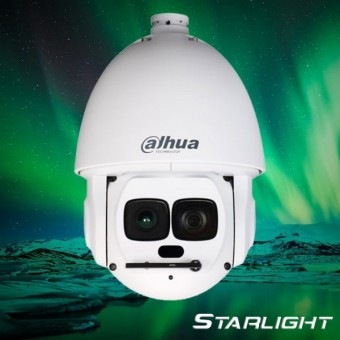 Dahua DH-SD6AL240-HNI - 2MP Full HD 40x Star Light
