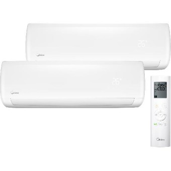 Midea Mission Duo Split wandmodel Super DC A++